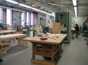 Woodworkshop Facilities