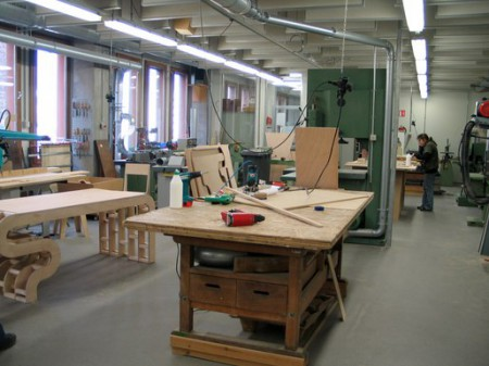 FACWoodworkshop Facilities