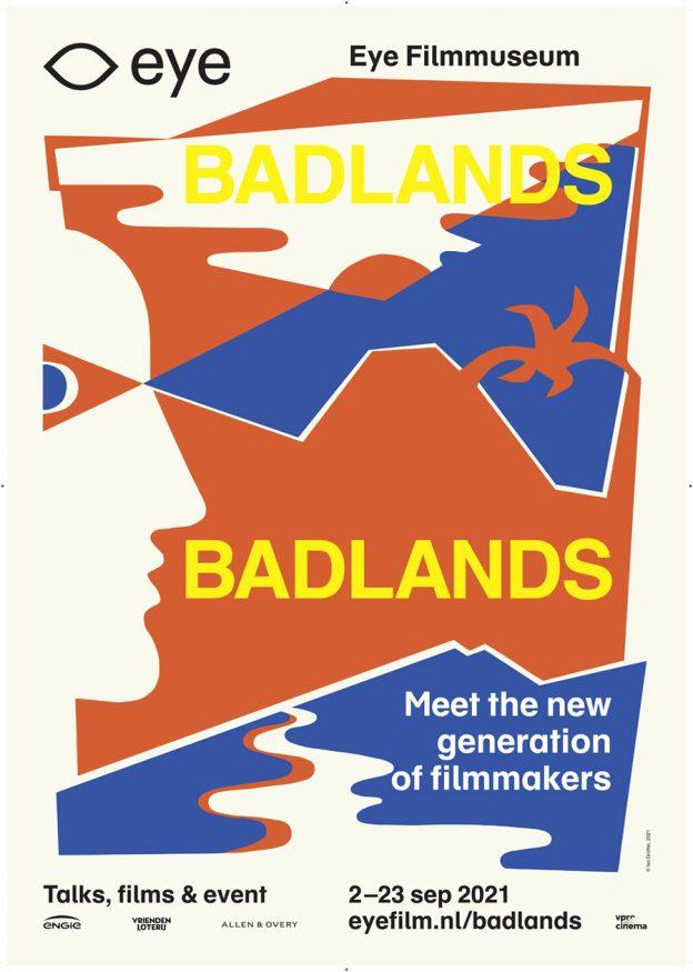 Badlands Poster